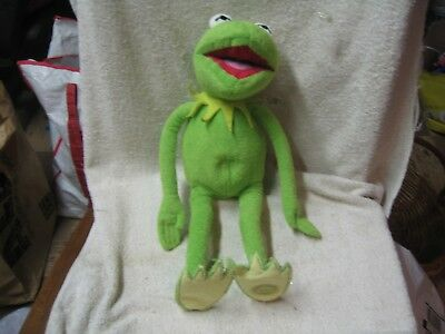 "Disney Store Exclusive Muppets Kermit 16"" Plush"