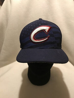 newest 6adde 9ed2e Columbus Clippers Stars Stripes MILB New Era 59Fifty Fitted Hat Cap size 7  3 8