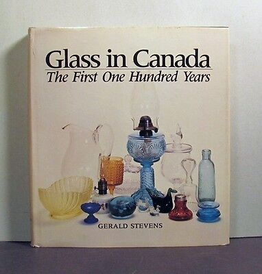 Glass in Canada,  The First One Hundred Years