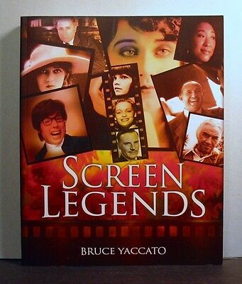 Screen Legends,  Canadians in Hollywood, Movies, Film