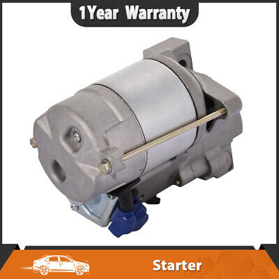 AMIGO 98-02 V6 3.2L NEW STARTER fits HONDA PASSPORT 94-02 /& ISUZU RODEO 93-04