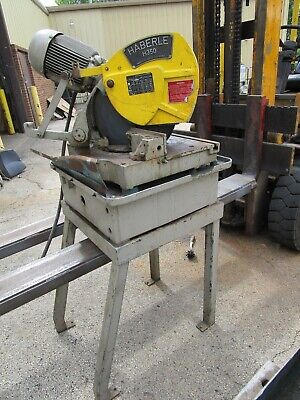 Industrial Cold Saw Haberle H350