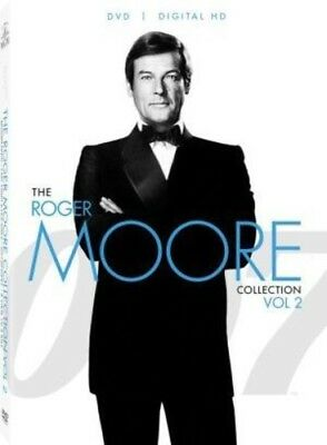 007 The Roger Moore Collection 2 883904342236 (DVD Used Like New)