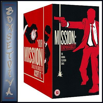 Mission Impossible Complete Series 1 2 3 4 5 6 & 7 Original Tv Series *brand New
