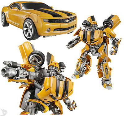 Transformer 2007 Movie Ultimate BUMBLEBEE 100% Complete + Manuals!!!