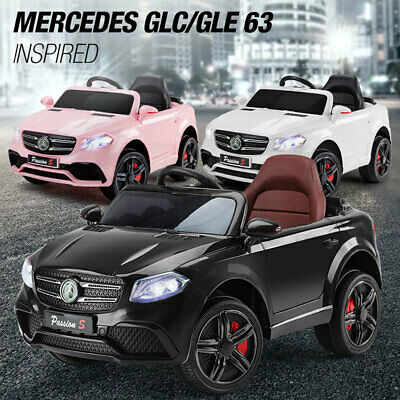 NEW ROVO KIDS Ride-On Car MERCEDES GLC 55 Inspired Electric Toy Battery GLE 63