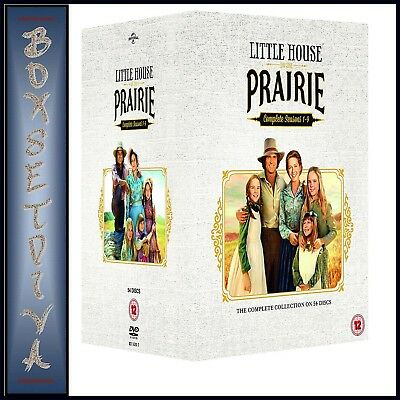 Little House On The Prairie Complete Series 1 2 3 4 5 6 7 8 & 9 *brand New Dvd