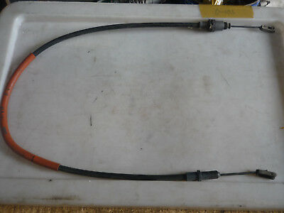 Commodore Vn Vp Vr Vs V6 V8 Clutch Cable Used.