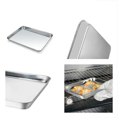 Baking Sheet Pan For Toaster Oven Stainless Steel Pans Small Metal