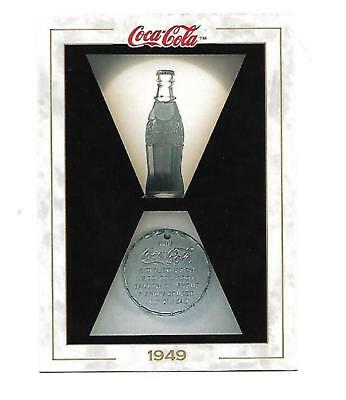 Coca Cola Collection (1993) 1949 # 51 1.5 Billion Gallons Building the Business