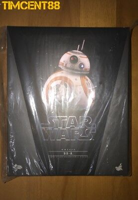 Ready! Hot Toys MMS440 Star Wars The Last Jedi 1/6 BB-8 New