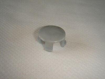QUINNY BUZZ 3 or 4 - Parts Grey BUTTON Clip for Chassis/Frame recline seat unit