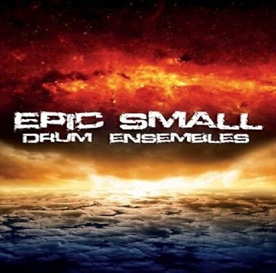 Epic Small Drum Ensemble VST-AU-AAX Kontakt Instruments +4000 samples