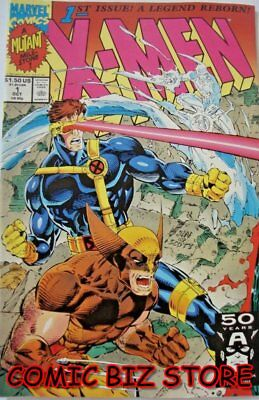 X-Men #1 (1991) A Mutant Milestone 1St Printing Bagged & Boarded Marvel Comics