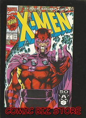 X-Men #1 (1991) Variant Cover  1St Printing Bagged & Boarded Marvel Comics
