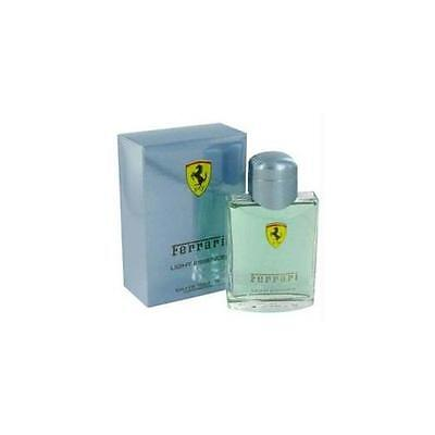 Eau de toilette ferrari Light Essence 125ml Spray