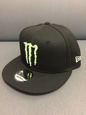 MONSTER ENERGY ATHLETE Only New Era 9Fifty Snapback Hat Cap -  28.99 ... a1984845aee