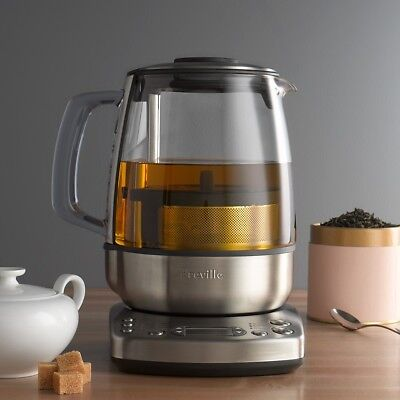 New Breville One Touch Automatic Tea Maker  Btm800Xl