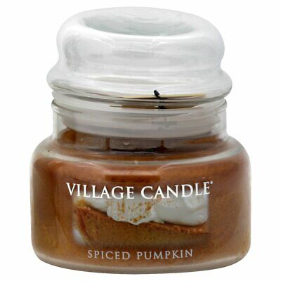 Vc Cndl Jar Spc Pump      *A*,Size 11Z,Pack of 3,by Village Candle