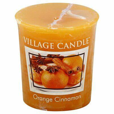 Vc Votive Org Cinamn,Size EA,Pack of 24,by Village Candle