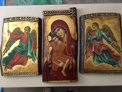 Byzantine Icon Hand Painted