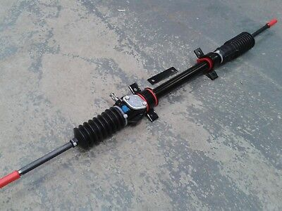 Mk2 Escort 2.4 LHD HEAVY DUTY quick steering rack race rally works RS AVO FS-126