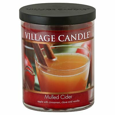 Vc Cndl Jar Decor Mulled Cider,Size 18Z,Pack of 3, Vc Cndl Jar Decor Mulled Cide