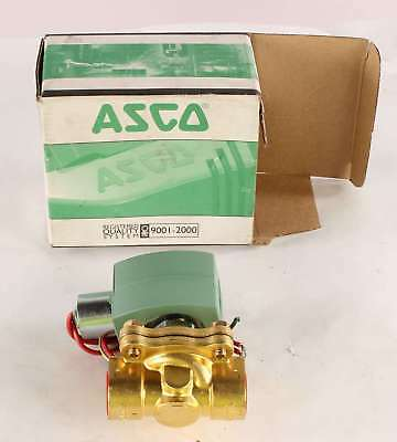 New 8210G094 Asco Red-Hat II Solenoid Valve 1/2""