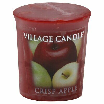 Vc Votive Crispapple,Size EA,Pack of 24,by Village Candle