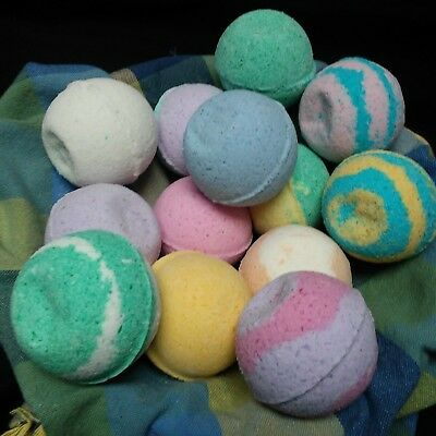 Bath Bomb Fizzy Fizzies 2.7 oz...Lot of 24 Lush & Luxurious