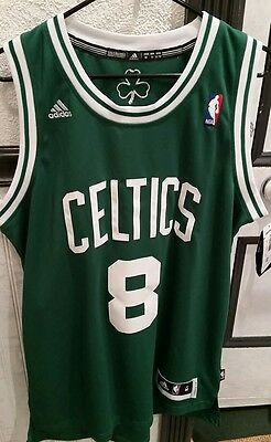 low priced 82d5f 78666 promo code for celtics 2 red auerbach green throwback ...