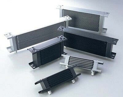 ACTIVE Core Body of Universal Straight Oil Cooler Color:Black Size:#6 12in.13...