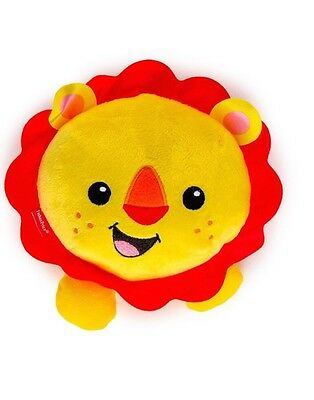 Fisher Price Giggle Gang Griffin Lion Laugh/Roar/Talk/Vibrate Plush - NEW!