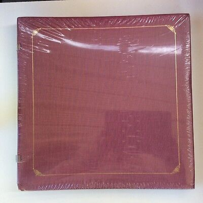 **NEW - DAMAGED** Creative Memories ORIGINAL 12 x 12 TRADITIONS ALBUM - MAHOGANY