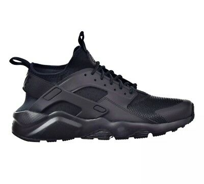 f9f8a3c42afc NIKE AIR HUARACHE Run Ultra Mens Size 10.5 Running Shoes Triple Black 819685 -002 -  109.99