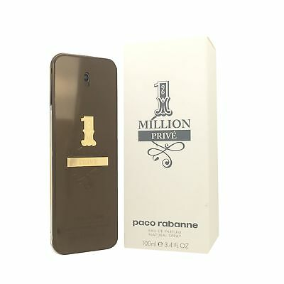 One Million Prive Eau De Parfum 34 Oz 100 Ml By Paco Rabanne