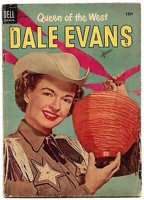 Queen of the West Dale Evans 4 Sep 1954 GD (2.0)