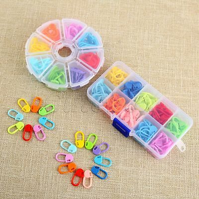 120pcs/104pcs Knitting Tools Crochet Needles Hook Accessories Supplies with Case