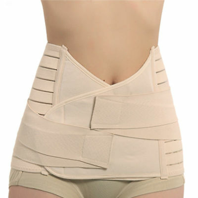 Postpartum Belly Pregnancy Wrap Belt Tummy Post Binder Corset Recovery Girdle US