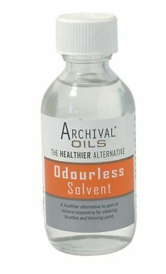 Archival Odourless Solvent (100ml, 500ml)