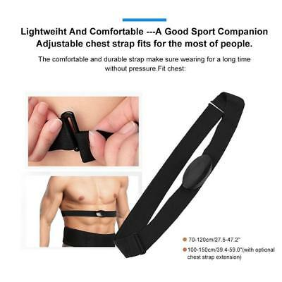 For Bluetooth 4.0 Phone Wireless Sport Heart Rate Monitor Running Chest Strap