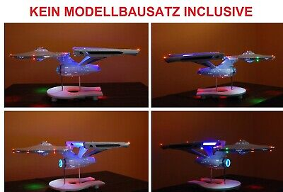 Effekt LED Beleuchtungsset Enterprise 1701 1:350 Star Trek Blinkmodul Blitzmodul