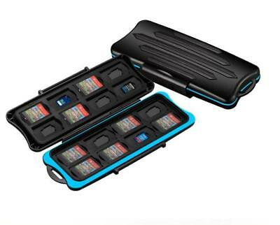 32 in 1 Waterproof Memory Game Card Holder Case Cartridge for Nintendo Switch