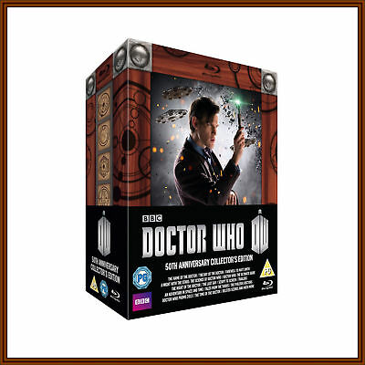Doctor Who - 50Th Anniversary Collection - Limited Edition *Brand New Bluray*
