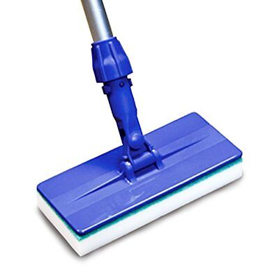 THE CHEMICAL HUT® Complete Non-Scratch Magic Eraser Mop with Replacement Magic