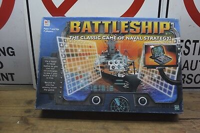 Vintage MB Games Battleship Game
