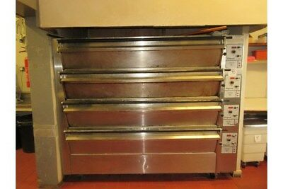 ,Tom Chandley Compacta Electric, 4 Deck High Crown Oven