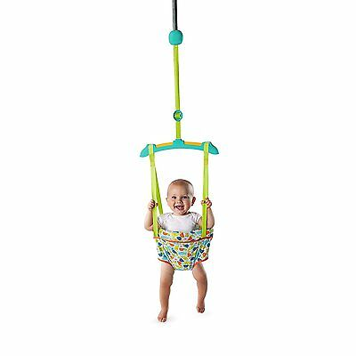 Jumper's Baby Adjustable The door Resistant Safe Padded Game Swing