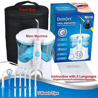 Irrigator Oral Professional Dental Care Teeth Also Use Domestic Family