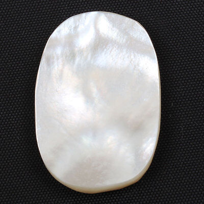 32 Cts Natural MOTHER OF PEARL Fancy Gemstone 32x22 mm Ebay Gemstones S-21180